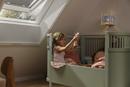 VELUX insectenhor ZIL 0000SWL - Laat uw kinderen rustig slapen in een goed geluchte kamer zonder lek geprikt te worden door insecten