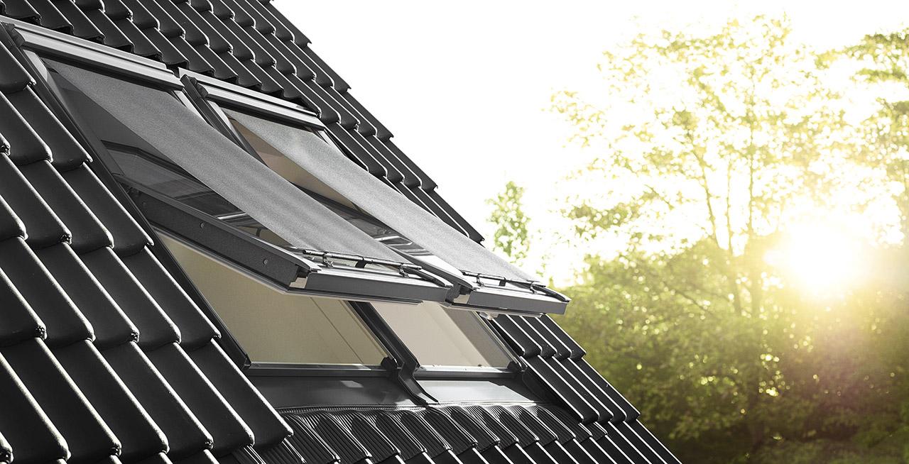 Fabulous VELUX Hitzeschutz-Markisen - Versandkostenfrei & sicher kaufen MC81
