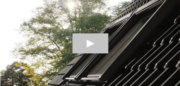 Video openen en sluiten MSL Buitenzonwering op zonne-energie